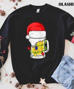 Funny Beer Christmas Beer Sweater Adult Naughty Men Women T Shirt Best Sale