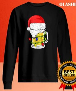 Funny Beer Christmas Beer Sweater Adult Naughty Men Women T Shirt Sweater Shirt