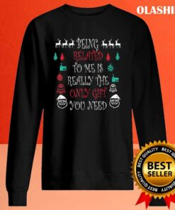 Funny Christmas XMAS Pajamas PJS Women Men Couples Christmas T Shirt Sweater Shirt